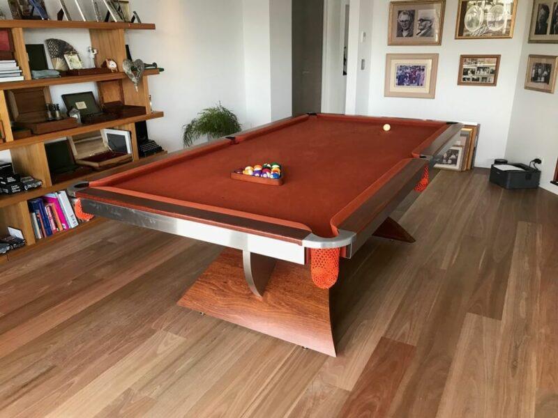 Designer Eclipse Quedos Pool Tables