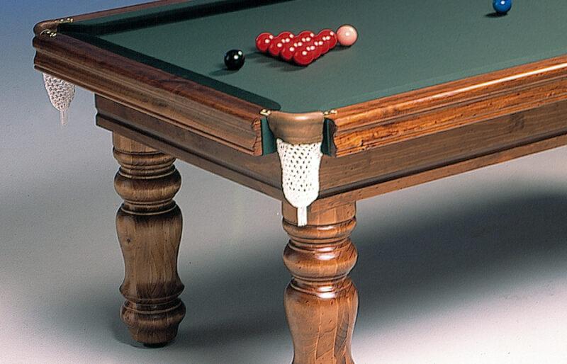 Lifestyle MK I heritage Quedos pool table