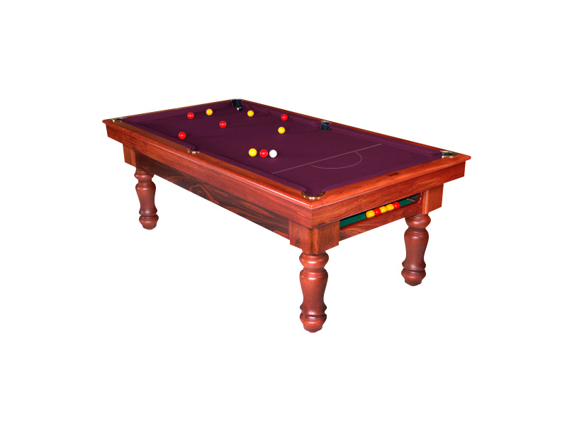 Lifestyle Traditional Quedos Pool Tables