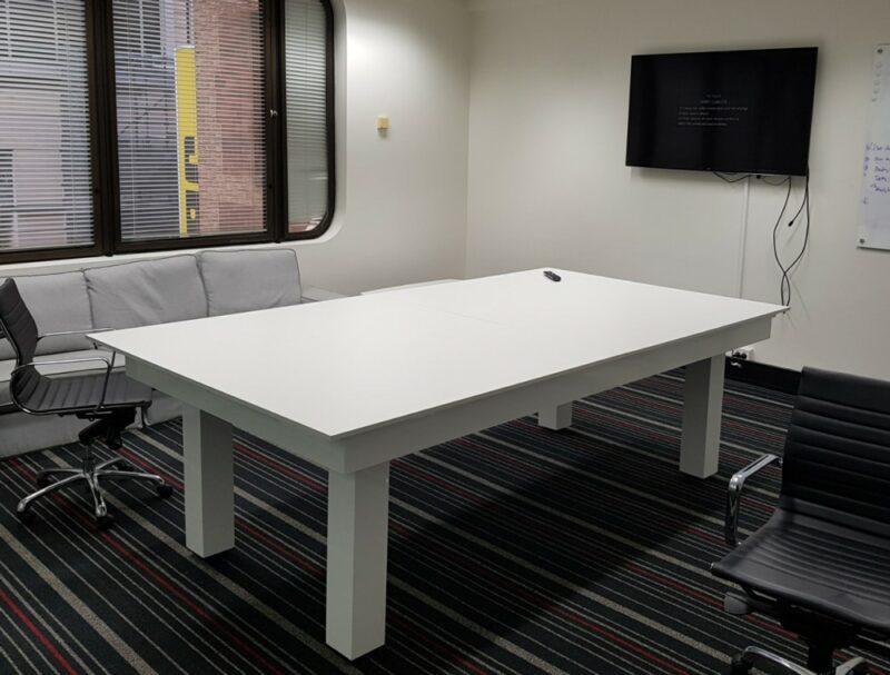 precision pool tables