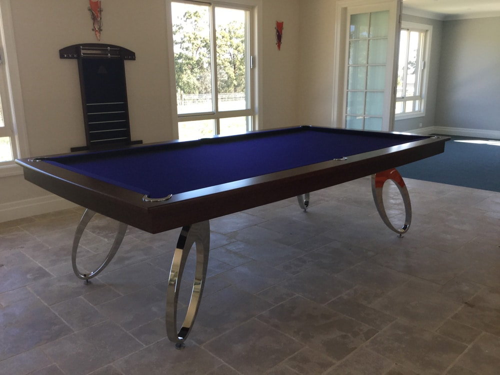 The utility pool table