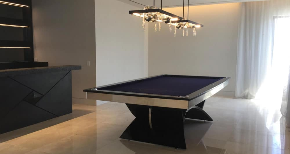 Stunning competition grade Quedos table