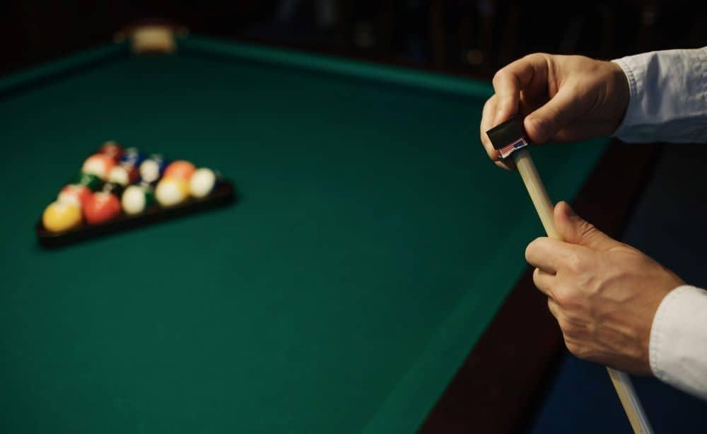 Professional pool player.